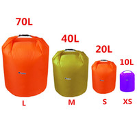 Wholesale Dry Bag Sack Waterproof Floating Dry Gear Bags Compact and Lightweight Dry Bag L L L L