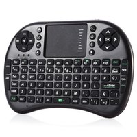 Wholesale M2S High Quality GHz Wireless QWERTY Keyboard Touchpad with Receiver for HTPC PS3 Xbox360