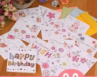 Wholesale new year card