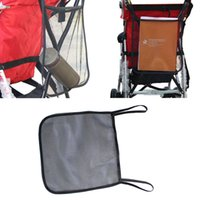 Wholesale Baby Stroller Carrying Bag Baby Stroller Mesh Bag A Net BB Umbrella Car Accessories Bies