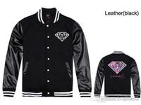basketball varsity jackets - Diamond Supply Co Men Swag Style Fleece Slim Fit Thicken Mens Basketball Hoodies Sweatshirts Varsity Jacket Coats