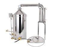 Wholesale Electric steam dual use wine equipment distilled liquor device