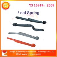 Wholesale Auto Manufacturing Replacement Leaf Springs for Trucks Vans Suvs Nissan Trailer Leaf Springs