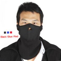 Wholesale Bike Bicycle Winter Cycling Face Mask Neck Warmer for Ski Snowboard Motorcycle Unisex Optional Colors CYC_705