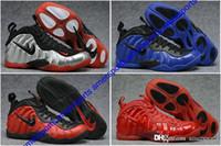 air foamposite - New Mens Air Penny Hardaway Foamposites Galaxy One s Men Basketball Shoes Foams Basket Ball Sneakers Foamposite Running Shoes Cheap