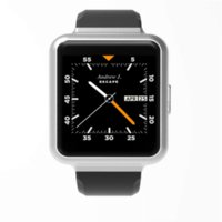 All Compatible German Alarm Clock FINOW Q1 Smart Watches 1.54 inch 3G Smartwatch MTK6580 1GB RAM 8GB ROM Pedometer Gravity Sensor for Android 5.1 Watch Phone