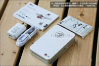 Wholesale LG Pocket Photo Printer Android IOS PD233 NFC Bluetooth Mobile Zink Printing printer colors printer adapter