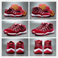 wine cork - New Released Air Retro XI Velvet Heiress Basketball Shoes High Quality Wine Red Men s Sport Shoes Size US8