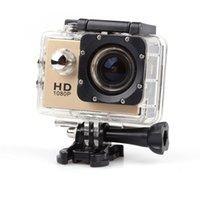 al por mayor cámaras al aire libre baratas-Cámara de los deportes baratos A9 DV impermeable 2.0inch LCD deportes DV HD1080P 30m impermeable cámara de vídeo de acción al aire libre JBD-D10