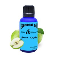 Wholesale Vicky winson Green apple aromatherapy essential oils pure plant essential oil Apple Oil Sleep aids Defecation Spleen VWXX15