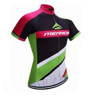 Equipo profesional de Mérida que completa un ciclo la ropa de la bici de la manga del cortocircuito del jersey de la ropa MTB de la ropa de la ropa de la ropa del ciclismo del hombre C2929