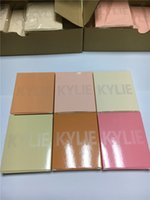 highlighter best highlighters - IN STOCK Best quality Kylie Cosmetics Kylighter Highlighter Glow colors Face MAKEUP highlighers Make up MIX ORDER Best quality