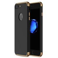 Wholesale agele IPhone protective shell in scratch protection plating frame ultra thin coating PC TPU surface quality iPhone mobile phone cas
