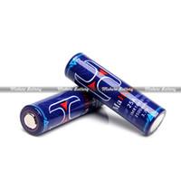 Wholesale Electronic Cigarette Flat Top Mahero Li ion MAH MAH V Battery