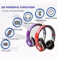 Wholesale High Quality Wireless bluetooth headphone s450 Bluetooth card radio function drop shipping BLUETOOTH bluetooth earphone