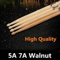 american walnut - Fleet American Walnut Drumstick A Drum Kit High Quality Export Accessories Parts Musical Instruments More Many Pro