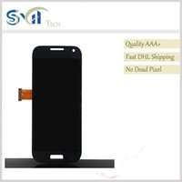 i9195 - blue For Samsung galaxy s4 mini I9190 i9195 LCD display touch screen with digitizer