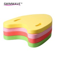 Wholesale Kids Swimming Learner Training EVA Foam Board Thickness Children Swimming Pool Safety Floating Plate Flutter Kickboard A Shaped