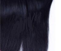 Acheter 14 pouces de tissages droites-4Pcs / lot perruque brésilienne droite perverse cheveux humains 8 à 30 pouces longueur cheveux de qualité supérieure tisser cheveux humains extensions de cheveux vierges