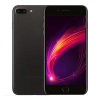 Wholesale Goophone i7 plus inch Fingerprint RAM GB ROM GB MTK6580 Metal Body Show Fake GB G LTE GPS Smart phone