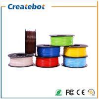 Wholesale 3d printer ABS filament mm mm kg plastic Rubber Consumables Material for Createbot MakerBot RepRap UP Mendel