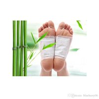 Wholesale Detox Foot Patch Bamboo Vinegar Patch Discharge Toxins Keep Fit Promote Sleep Beautify Skin