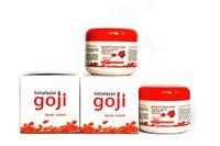 Wholesale Hyaluronic Acid Goji Face Cream Chinese Wolfberry Medlar Multi effect Anti wrinkle Cream Inhibit Activity Of tyrosinase Free DHL