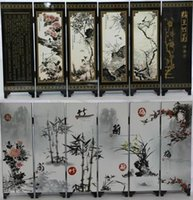 Wholesale Exquisite furnishing articles chrysanthemum patterns lacquer process with Chinese characteristics
