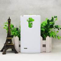 area power - FOR LG G3 G3 G5 K4 K7 K10 X POWER Stylus Nexus X V10 V20 DIY D Blank sublimation Case cover Full Area Printed