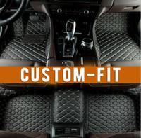 ats mat - Custom fit car floor mats for Cadillac ATS CTS XTS SRX Escalade D car styling all weather carpet floor liner