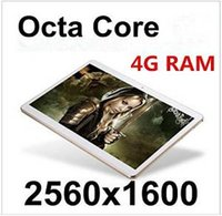 Wholesale 10 inch Android Octa Core MTK6592 G Phone call GB RAM GB ROM Dual SIM Card Bluetooth GPS IPS Tablets pc quot