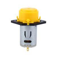 Wholesale Dosing Pump12V DC Peristaltic Liquid Pump Hose Pump Dosing Head for Aquarium Lab Analytical Water Yellow