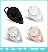 Wholesale Hot Stereo Wireless Mini A8 Headphone Bluetooth Earphone Headset For Samsung S3 S4 S5 Note HTC Iphone