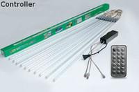 Wholesale Internal control external control LED meteor shower lights RGB landscape lights Outdoor decorative lights AC110 V DMX