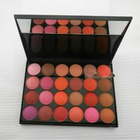 Wholesale New Hot Danni dannie professional fashion cheek plate make up set combination variegating b