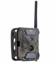 al por mayor la cámara del rastro 12mp-12MP GPRS EMAIL MMS SMS caza Trail cámara de exploración de la cámara S680M