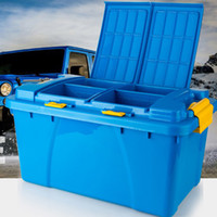 Wholesale Car supplies storage box finishing box Environmentally friendly plastic material thick drop