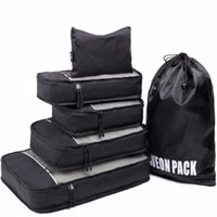 best compression bags for travel - Best Seller Lightweight Travel Packing Cubes With Laundry Shoe Bag Suitcase Compression Cubes for Luggage Organizer