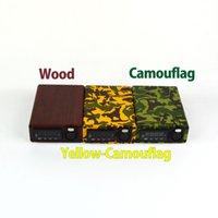 HOT 3 Colores Emperature Controlador Electric Nail Heater Box Con 10mm 16mm 20mm Tamaño de la bobina Titanium Nail Carb Cap WKQ-03M