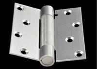 adjustable door closer - 4 inch stainless steel spring hinge automatic concealed door hinge door closers closing speed adjustable