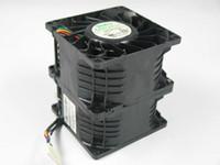 Wholesale For Nidec M35556 DEL12F DC V A wire pin connector mm x92x38mm Server Square fan C80V12BS1AJ A