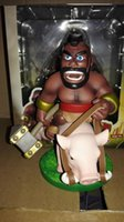 Wholesale COC Clash of Clans Hog Rider PVC Action Figure Collectible Model Toy cm MVFG312