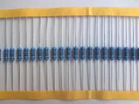 Venta al por mayor-1000pcs 330 ohmios 1 / 4W 330R Resistor de película de metal 330ohm 0.25W 1% ROHS