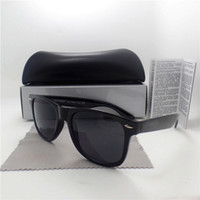 Wholesale High quality Brand Designer Fashion Women Men mm lens Sunglasses UV Protection Sport Vintage Sun glasses Retro Eyewear With box