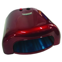 Wholesale Erosway UV Nail Lamp Gelish Nail Light Red w with Second Timer and w UV Tubes