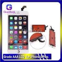 Wholesale AAA Quality Replacement LCD Screen Touch Digitizer Assembly for iPhone Plus DHL