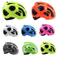 achat en gros de casque vtt-2016 Nouveau casque de vélo Capacete Ciclismo SafetyHead Protéger les casques de vélo Mountain Road Bike casque casque Sport Homme accessoires vélo Nouveau