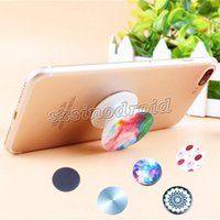 Wholesale Hot Sale Pop Socket Universal Phone Holder Expanding Stand Mount for cell phone popsocket finger Holder For iPhone plus samsung Note7