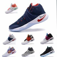Wholesale latest kyrie irving shoes Kyrie Men s Basketball Shoe Zoom Air lighter air cushioning sneaker Trainers Shoes With High Quality Size