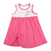 Wholesale Children is pure and fresh and women s clothing Girl s dresses for school Dresses kids girl Dresses for kids Girl s clothes Flowers print